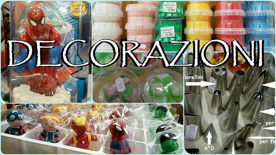 STANDDOLCIARIO - Negozio di dolci a Piacenza